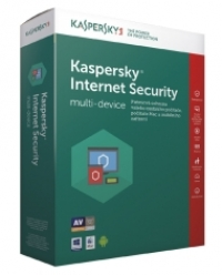 Kaspersky Internet Security 2017 BOX - prodloužení