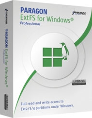 Paragon ExtFS for Windows Pro