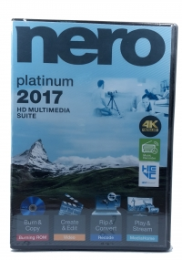 Nero 2017 Platinum - BOX