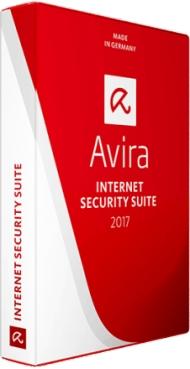 Avira Internet Security Suite 2017 - 1 rok 1 PC