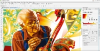 CorelDRAW Graphics Suite 2017 CZ/PL Box