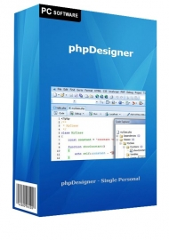 phpDesigner 8 - Single Personal License