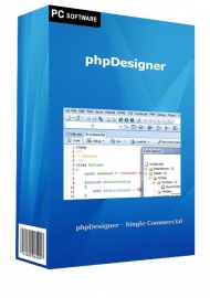 phpDesigner 8 - Single Commercial License