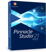 Pinnacle Studio 21 Plus CZ - Upgrade + Příručka ZDARMA!