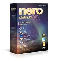 Nero 2018 Platinum BOX CZ