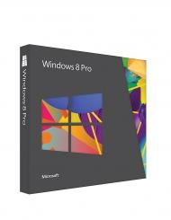 Windows 8 Pro 32-bit / 64-bit CZ - druhotná licence