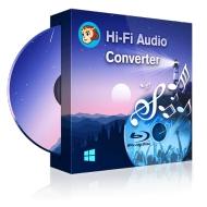 DVDFab Hi-Fi Audio Converter