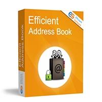 Efficient Address Book Network 1 uživatel - s doživotními Updaty