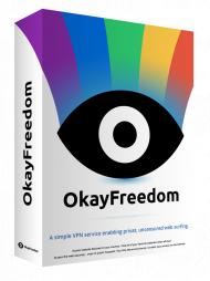 OkayFreedom VPN Premium - 1 rok