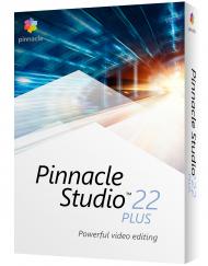 Pinnacle Studio 22 Plus CZ + Příručka ZDARMA!