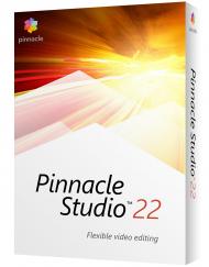 Pinnacle Studio 22 Standard CZ + Příručka ZDARMA!