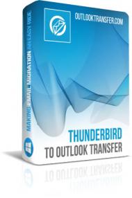 Thunderbird to Outlook Transfer - Business License - 1 rok