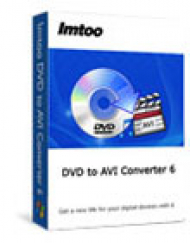 ImTOO DVD to AVI Converter