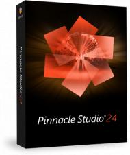 Pinnacle Studio 24 Standard ML EU + Příručka ZDARMA!