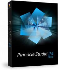 Pinnacle Studio 24 Plus ML EU + Příručka ZDARMA!