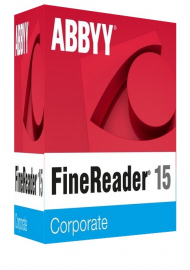 FineReader 15 Corporate ESD