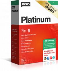 Nero Platinum Suite - 1 year license