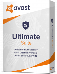 Avast Ultimate for Windows - 1 PC/1 rok
