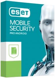 ESET Mobile Security - prodloužení o 1 rok pro Android