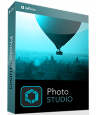inPixio Photo Studio - s aktualizacemi na 1 rok/1 PC