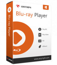 AnyMP4 Blu-ray Player - licence na 1 rok