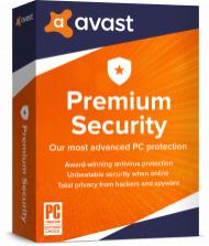 Avast Premium Security for Windows