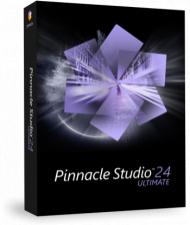 Pinnacle Studio 24 Ultimate ESD + Příručka ZDARMA!