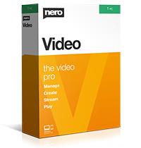Nero Video 2021 - elektronicky