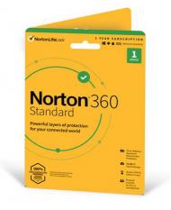 NORTON 360 STANDARD 10GB + VPN
