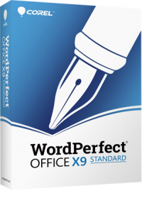 Corel WordPerfect Office X 9 Standard Bundle