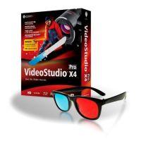 VideoStudio Pro X4 + 3D brýle zdarma!