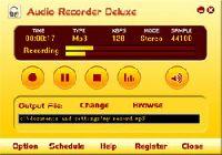 Audio Recorder Deluxe