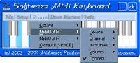 Software Midi Keyboard