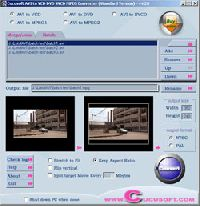 MPEG/AVI to DVD/VCD/SVCD Converter Pro