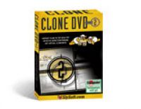 Slysoft Clone DVD 2 + updaty 1 rok zdarma