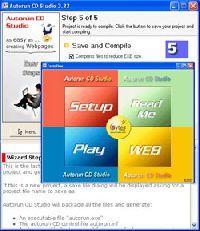 Autorun CD Studio Single User - komerční licence