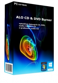 ALO CD & DVD Burner