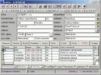 Adresář jinak - 4Contact licence pro jeden počítač