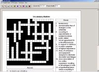 Crossword Construction Kit