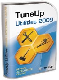 TuneUp Utilities 2009 pro 3 PC