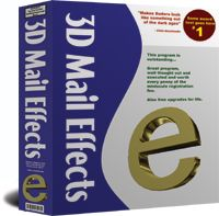 3D Mail Effects