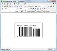 Monterey Barcode Creator
