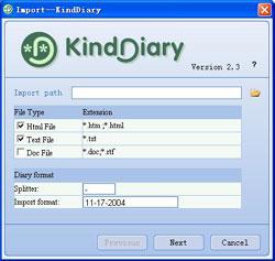 KindDiary