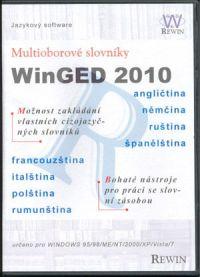 WinGED 2010 - A, N, R, F, Š, I, Pl, Ro