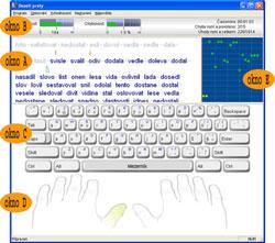 Deseti prsty 1 PC - časově neomezeno