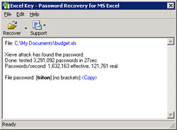 Excel Key