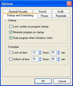 Active System Locker