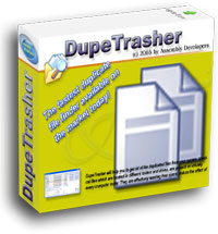 DupeTrasher
