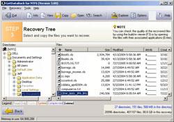 GetDataBack for NTFS