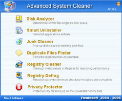 Advanced System Cleaner